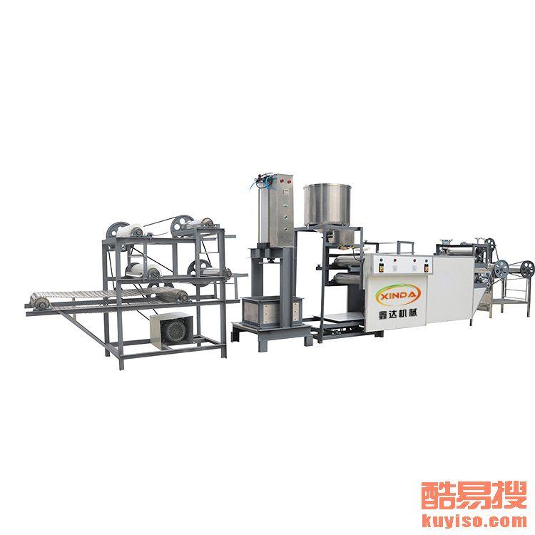 豆腐皮机操作方便 豆腐皮机生产厂家 豆腐皮机型号齐全