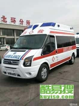 救護車出租圖