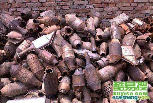 麻涌專業大量回收廢舊三元催化器