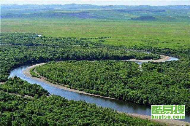 巴爾虎蒙古部落環境